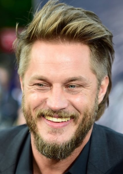 Travis Fimmel as Sammael in The Wheel of Time