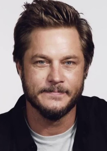 Travis Fimmel as Cid Highwind in Final Fantasy VII