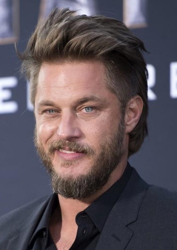 Travis Fimmel as Arthur Curry in My DC Films Universe - Batman: The Man Who Laughs
