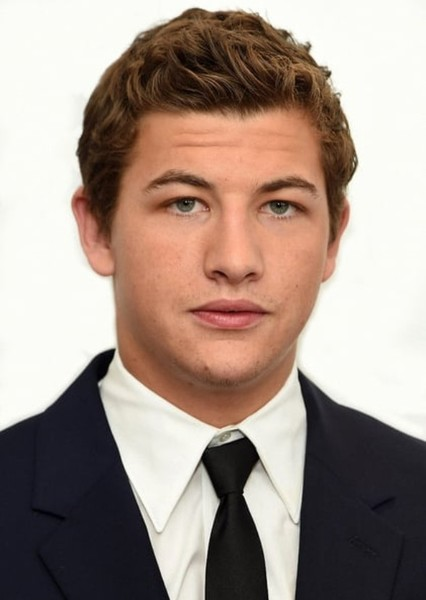 Tye Sheridan as Tyson in Percy Jackson & the Olympians