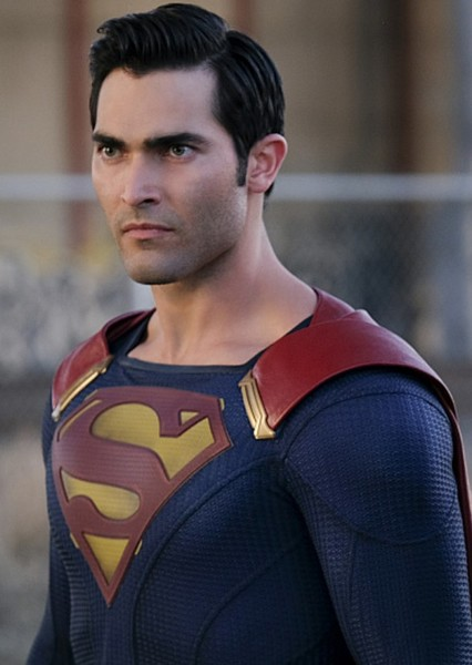 Tyler Hoechlin as Superman in Artemis