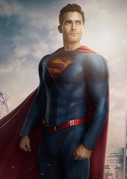 Tyler Hoechlin as Kal El/Clark Kent in Superman: