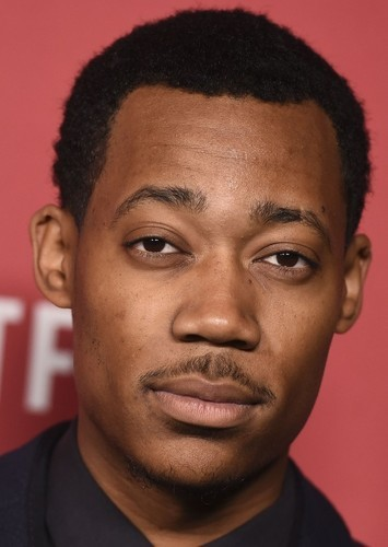 Tyler James Williams as Lucas Sinclair in Strangers Things