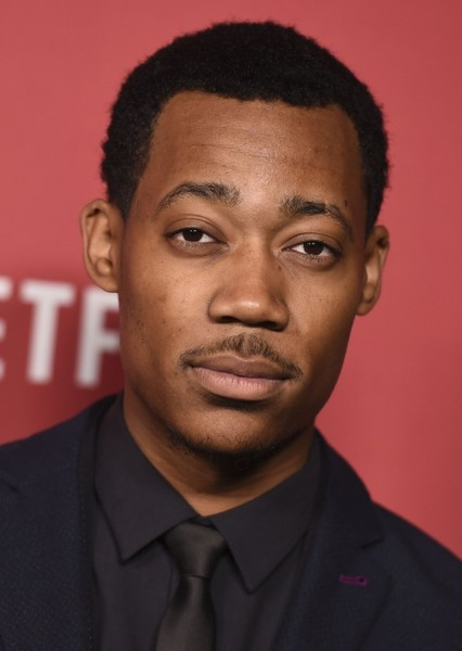 Tyler James Williams as Stevie Wonder in Celebrity Biopics