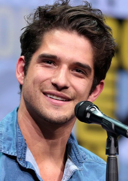Tyler Posey as Chris Rodriguez in Percy Jackson & the Olympians