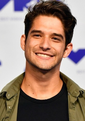 Tyler Posey as Superboy in DC Characters
