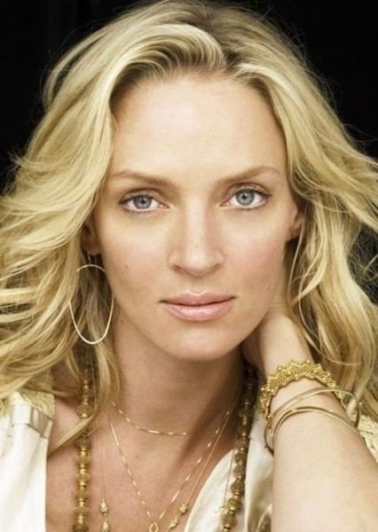 Uma Thurman as Joni Thrombey in Tarantino's Knives Out
