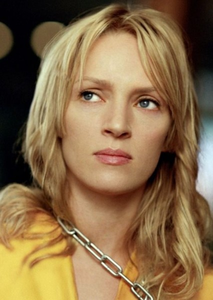 Uma Thurman as EVA in Metal Gear Solid