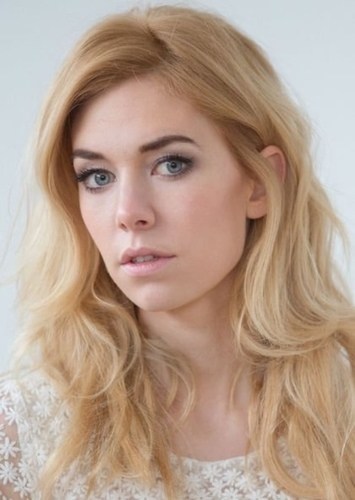 Vanessa Kirby as Petunia Dursley in Harry Potter