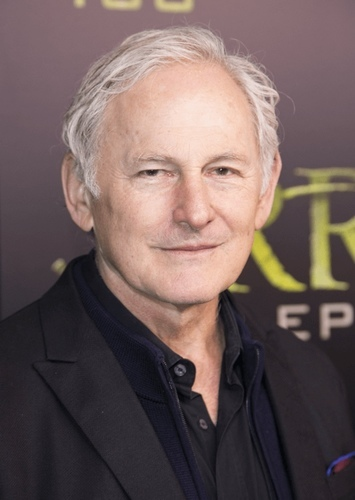 Victor Garber as The Wizard of Oz in Wicked