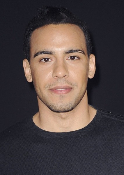 Victor Rasuk as Lt. Silas Dunning in Star Trek: Legacy