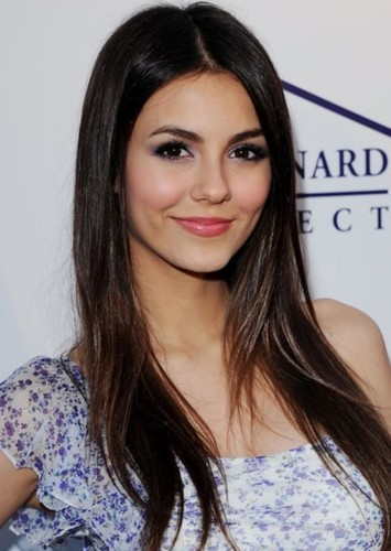 Victoria Justice as Roxy in Power Rangers (Netflix)