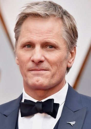 Viggo Mortensen as Silver Fang in One Punch Man