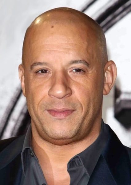 Vin Diesel as Groot in Guardians of The Galaxy Vol 3