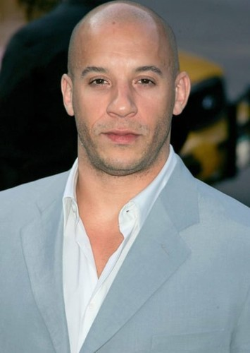 Vin Diesel as Martian Manhunter in Justice League 2003