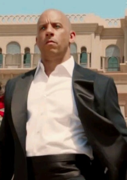 Vin Diesel as Dominic Toretto in War of the Furious