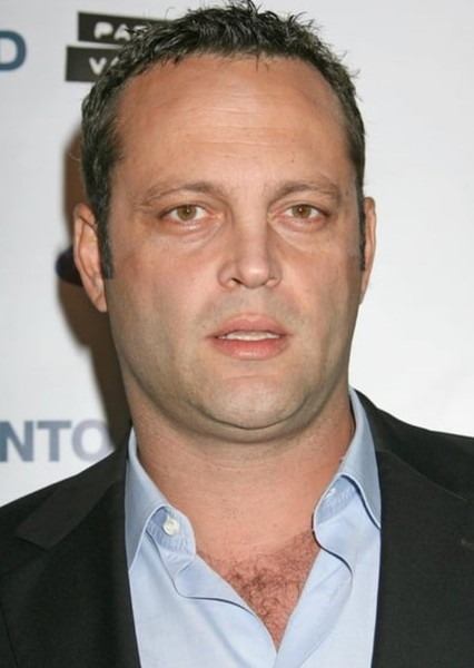 Vince Vaughn as Happy Hogan in Iron Man (2008)