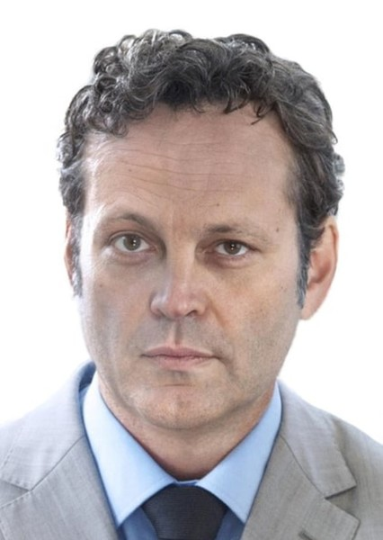 Vince Vaughn as Jack Kirby in Stan Lee biopic