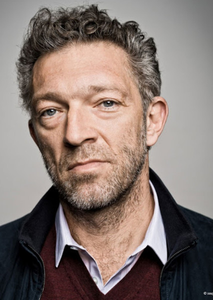 Vincent Cassel as John Harvelle in The Winchester Sisters
