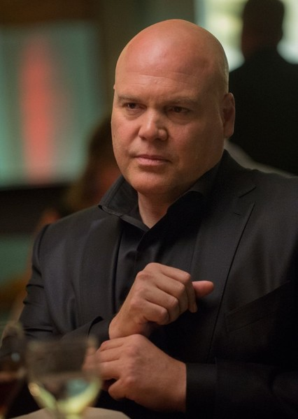 Vincent D'Onofrio as Wilson Fisk in Spider-Man PS4