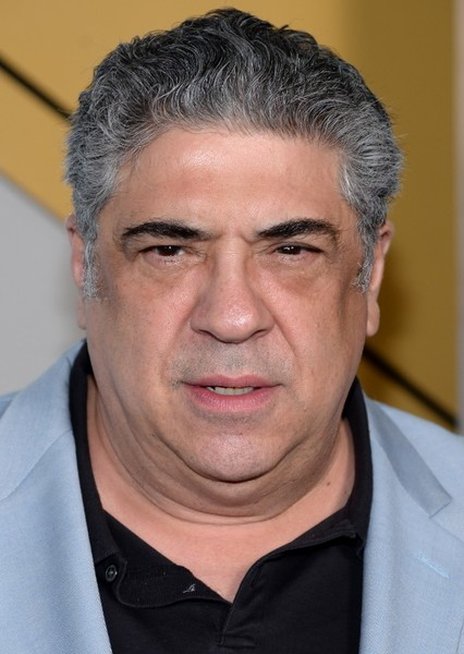 Vincent Pastore as Ronald Booker in Kangaroo Jack: G'Day U.S.A.!