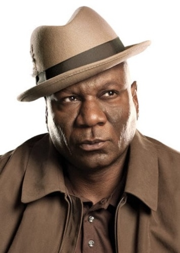 Ving Rhames as Luther Stickwell in Mission Impossible: Target James Bond