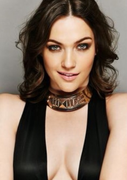 Violett Beane as Rogue in MCU ROM