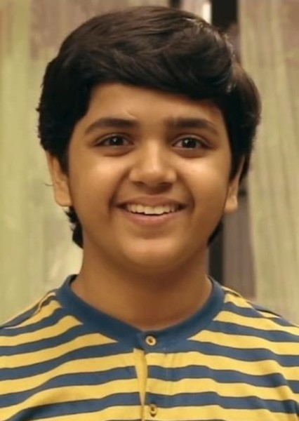Vishesh Bansal as Ravi in JESSIE (African American Version)