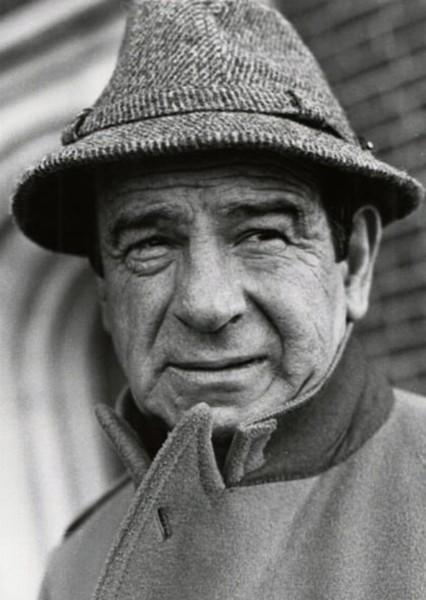 Walter Matthau as Arthur Howitzer Jr. in The French Dispatch (1991)