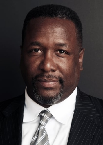 Wendell Pierce as Walter Nichols in Drake & Josh (Black Cast)