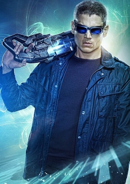 Wentworth Miller as Captain Cold in The Flash: The birth