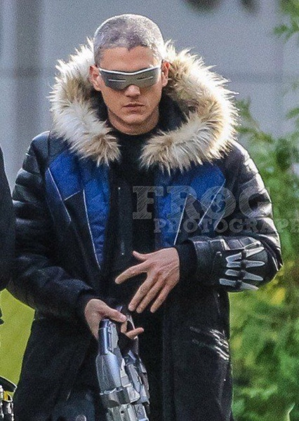 Wentworth Miller as Captain Cold in The Flash (Phase 5: Movie 4)
