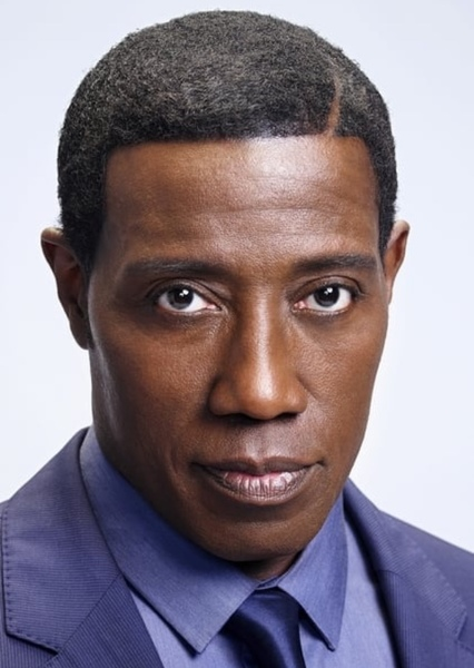 Wesley Snipes as Black (M) in Face Claims