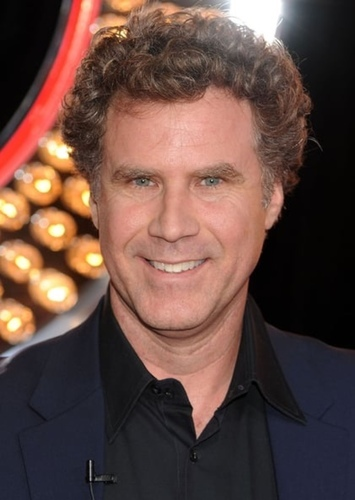Will Ferrell as Sylvester Marcus in It's a Mad, Mad, Mad, Mad World