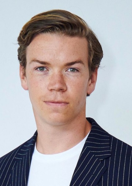 Will Poulter as Biff Tannen in Back to the Future 2020