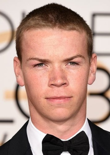 Will Poulter as Pennywise in Cary Fukunaga's IT