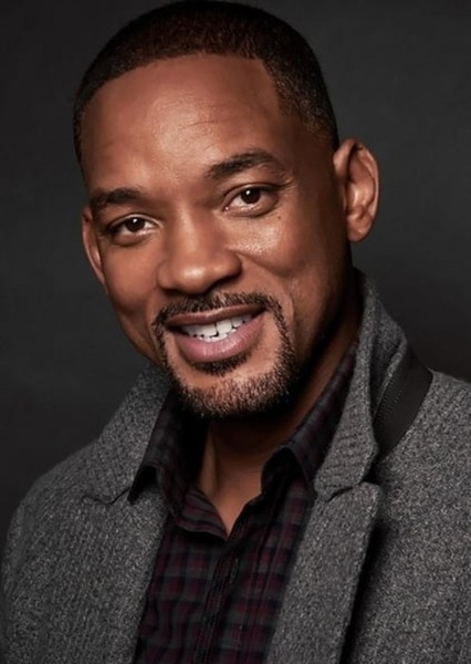 Will Smith as Black lightning in The Perfect Justice League movie