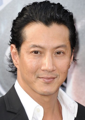 Will Yun Lee as Madara Uchiha in Naruto (Live Action Film)
