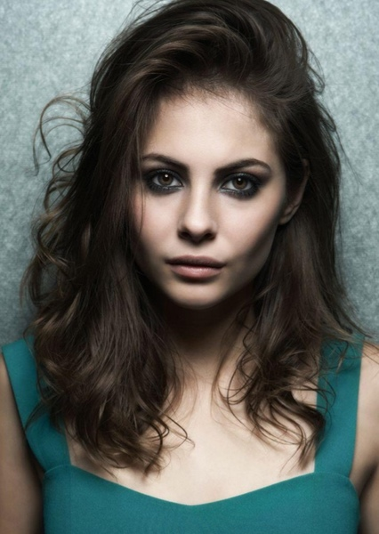 Willa Holland as Jet Girl in Tank Girl