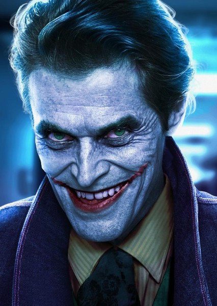 Willem Dafoe as The Joker in The Perfect Batman Movie