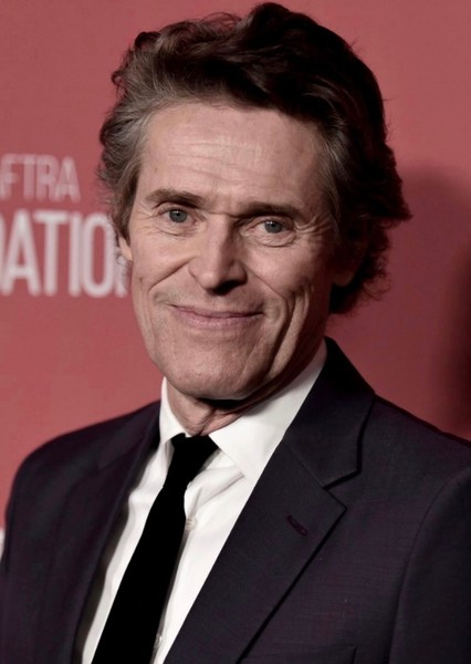 Willem Dafoe as Rick Sanchez in Rick and Morty