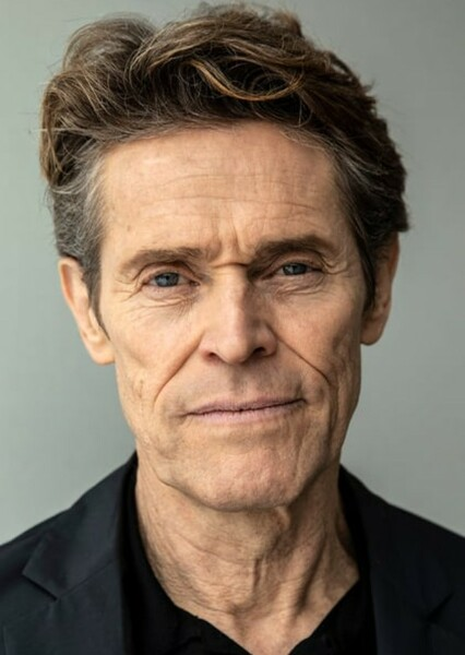 Willem Dafoe as Joker in Batman Arkham asylum