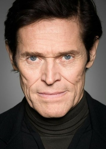 Willem Dafoe as Lord Zedd in Power Rangers