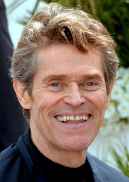 Willem Dafoe as Georges Hautecourt in The Aristocats Live Action CGI
