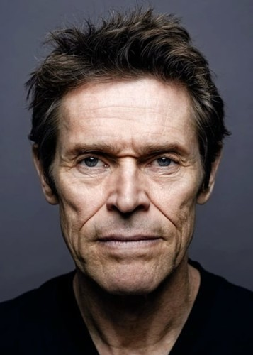 Willem Dafoe as The Joker in DC Extended Universe
