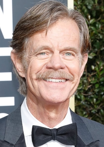 William H. Macy as James Gordon in The Dark Knight Returns Live Action Movie