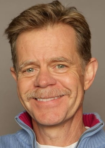 William H. Macy as Commissioner James Gordon in Harley Quinn