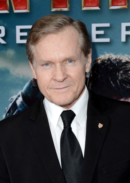 William Sadler as Matthew Ellis in Spider-Man:Attack on Iron cross