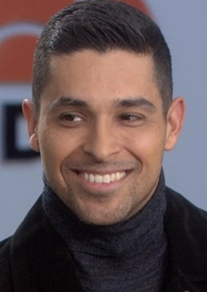 Wilmer Valderrama as Howie Dorough in Dirty Pop