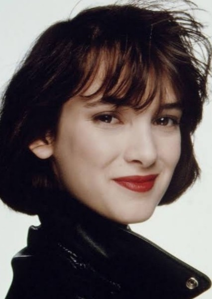 Winona Ryder as Lapis Lazuli in Steven Universe (90s live action movie)